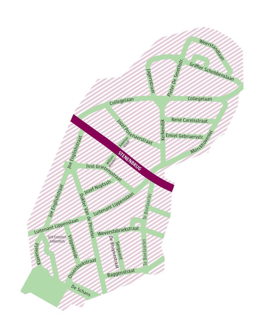 Foto tuinwijk en De schans wijklabo 2  Borgerhout