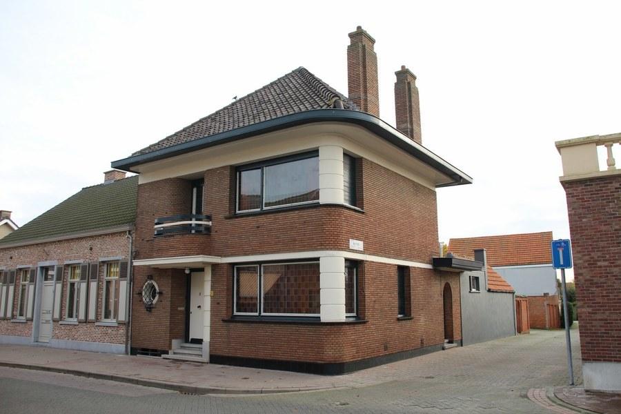 Modernistische woning. De Keyserhoeve 26. 2015.