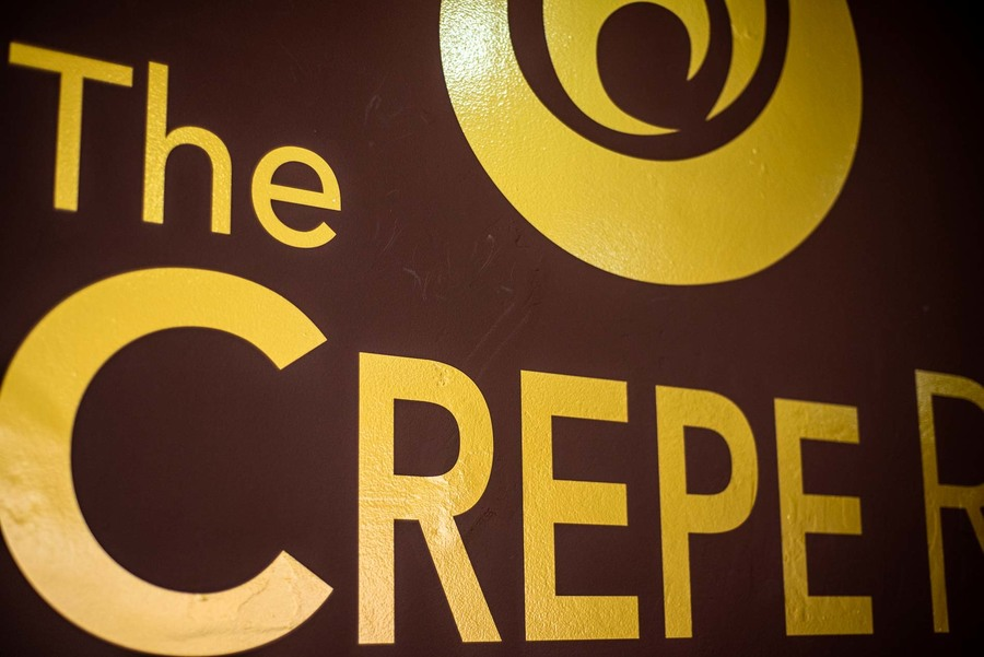 Logo The Crêpe Room