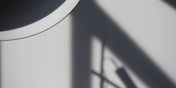 Foto met lijnen en schaduwen gemaakt door Jan Coddé