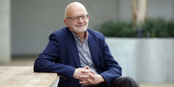 Ouderenpsycholoog Luc Van de Ven