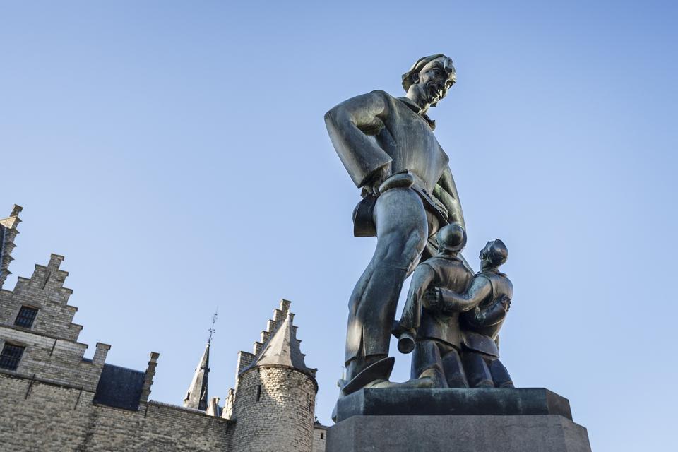 Ans Brys voor Stad Antwerpen