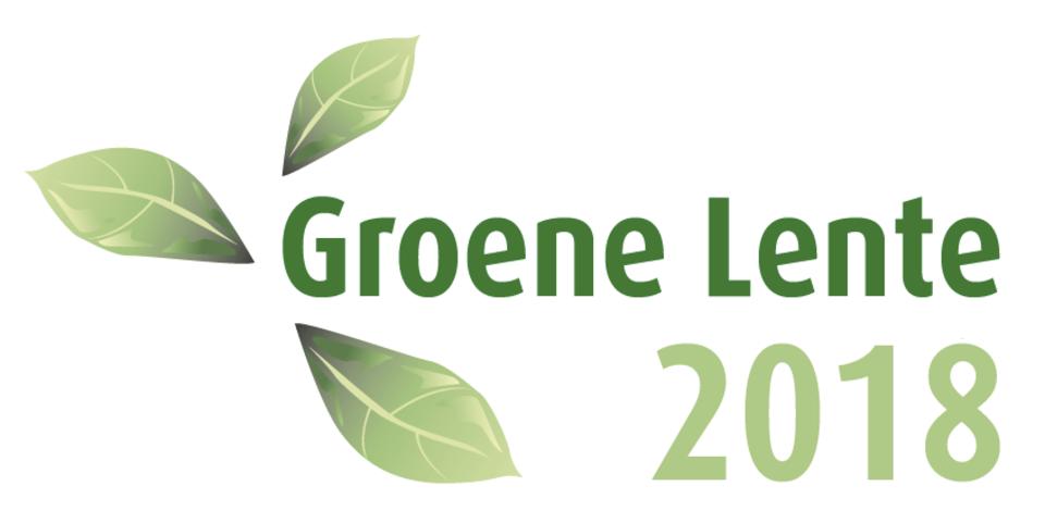 Logo van de Groene Lente 2018