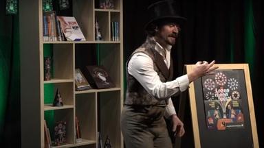 Virtueel podium voor Antwerpse Jeugdboekenmaand