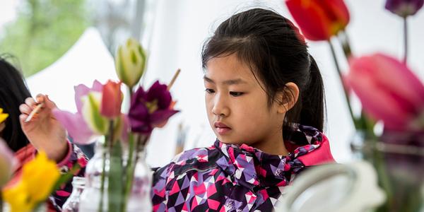 Vakantieactiviteiten voor kinderen van de jeugddiensten stad Antwerpen