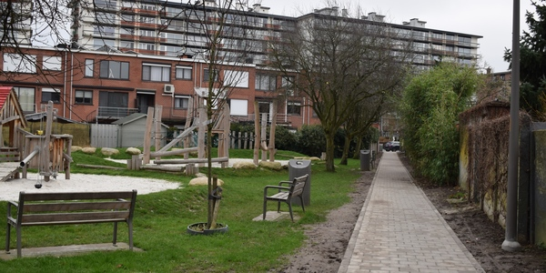 Pad Laarsebaan - Nieuwdreef