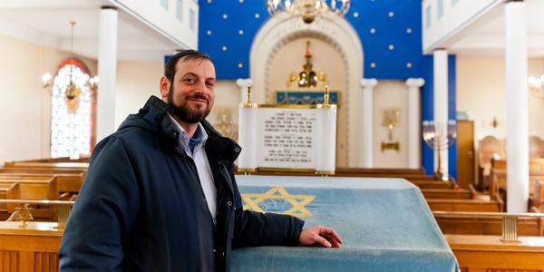 Rabbijn Aharon Malinsky