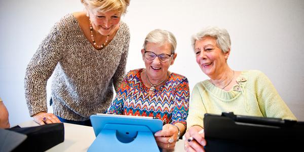 Cursus: Hoe gebruikt u de iPad en iPhone?