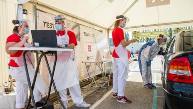 Testdorp TestCovid: registreer je voor een coronatest