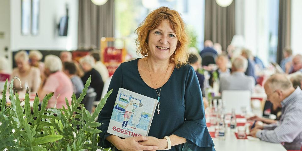 Auteur Kristel Bruynseels