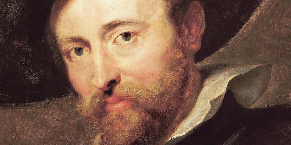 Zelfportret van Rubens