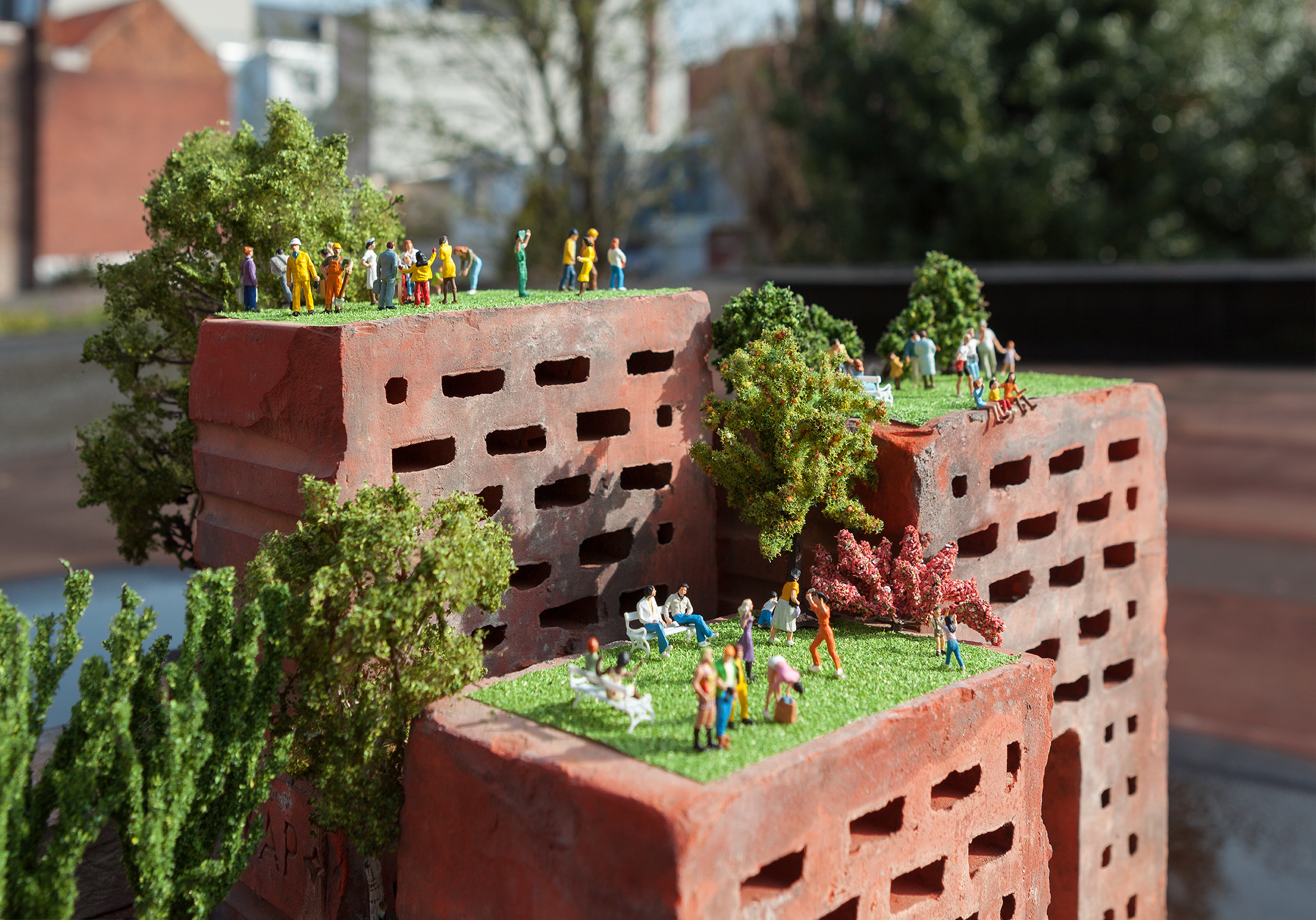 DAKkan, het tweejaarlijks dakenfestival dat meer wil doen met Antwerpse daken.