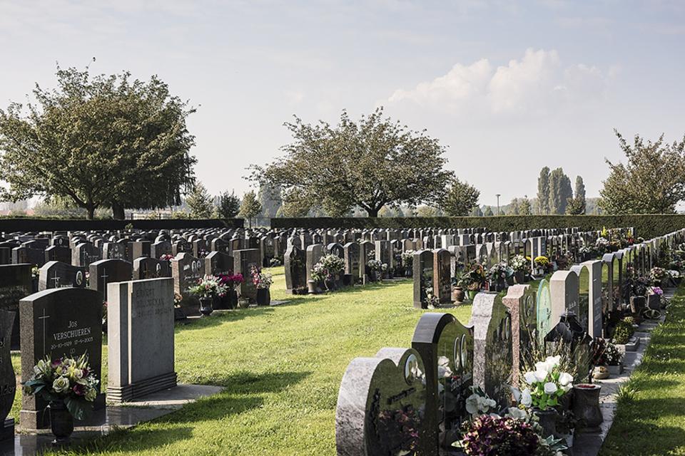 Begraafplaats Zwaantjeslei