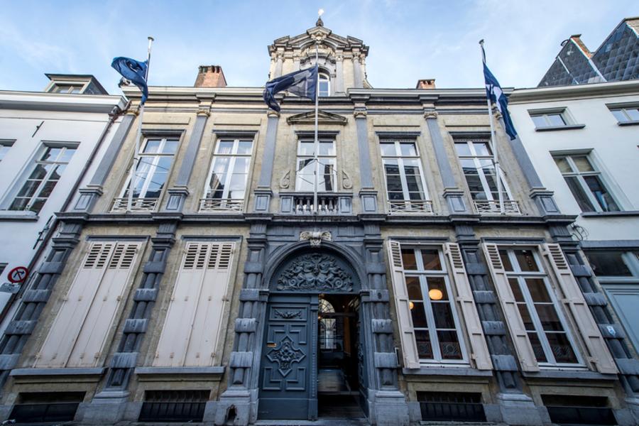Huis Delbeke, Keizerstraat, Antwerpen