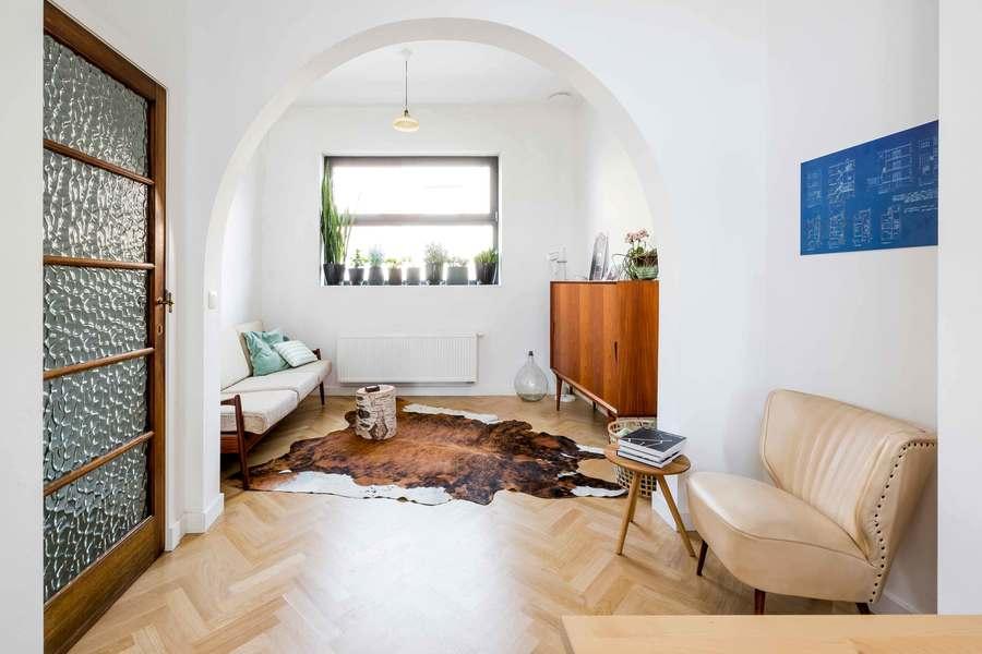 Architectenwoning Walter Van den Broeck - woonruimte