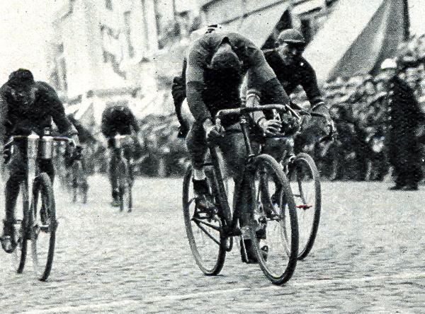 Jef Dervaes, ronde van Vlaanderen 1931