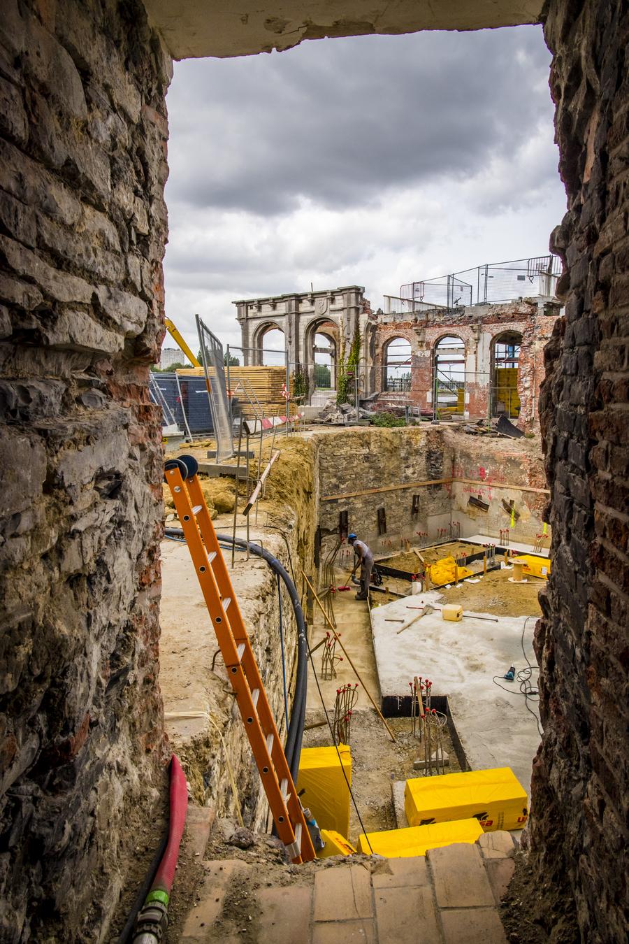 Nieuwbouw aan Het Steen