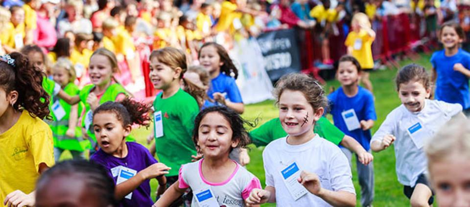 Scholenveldlopen 2016