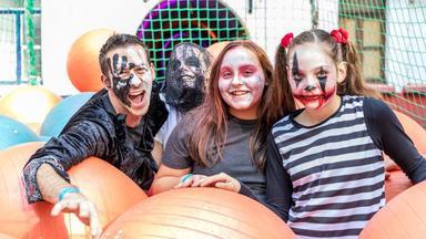 Halloween Survival Run | Zet de herfstvakantie sportief in en griezel mee