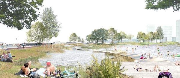 Ringpark Lobroekdok