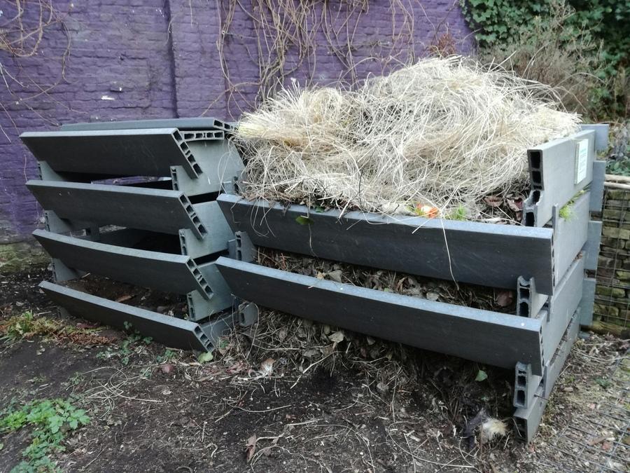 composteren compostbakken