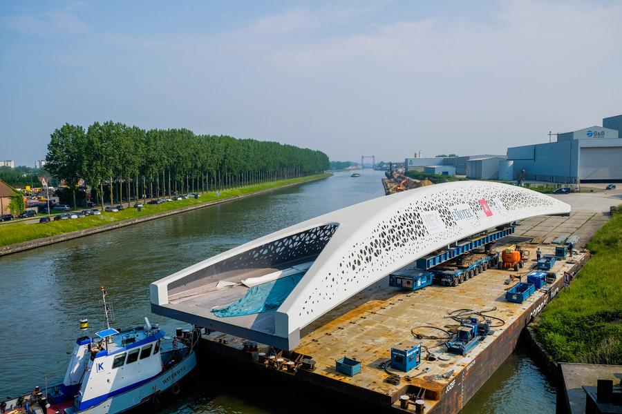 Watertransport Parkbrug