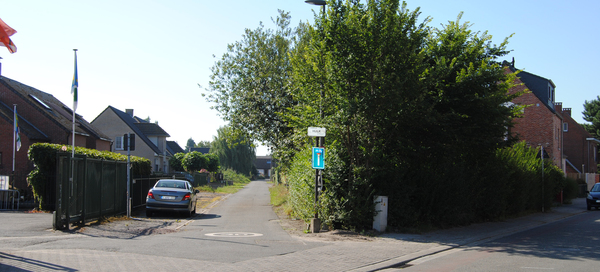 kruistpunt Zoutestraat - Hulkstraat