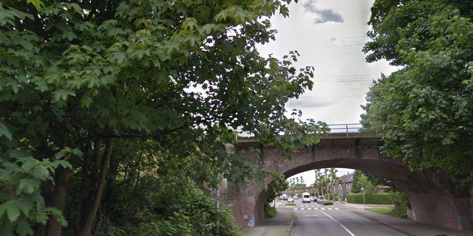 Spoorwegbrug Ter Nieuwerbrugge