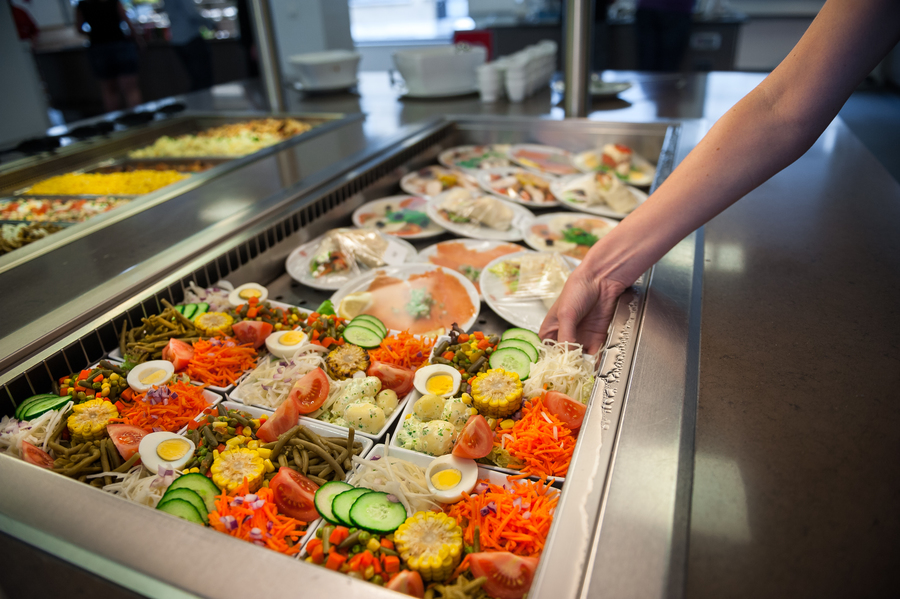 Restaurant / gezonde voeding