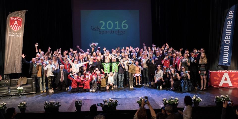 Gala Van de Sporttrofee 2016