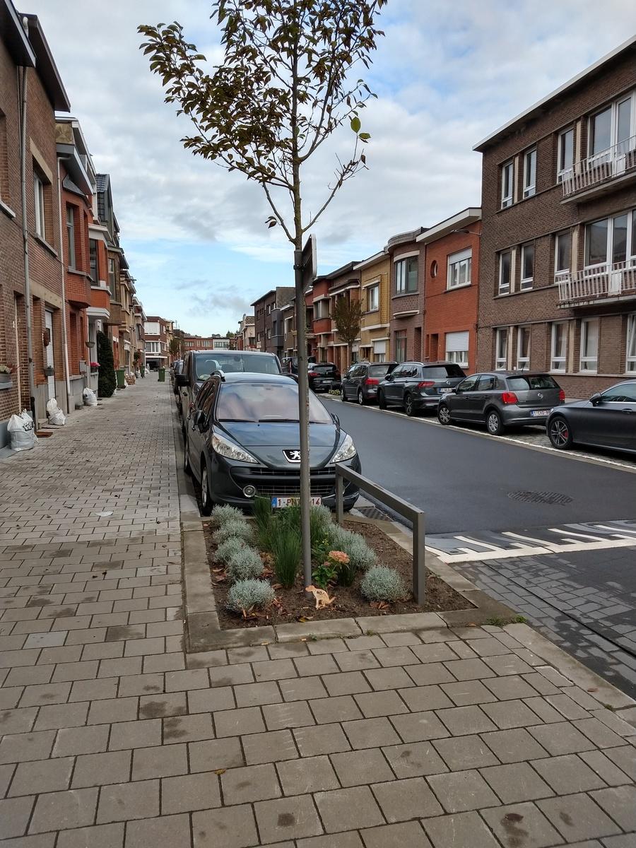Referentiebeeld straat