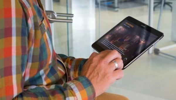 tabletworkshop in de digitale week