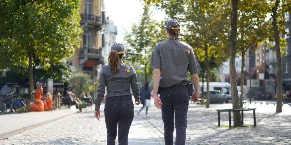 Parkeerwachters