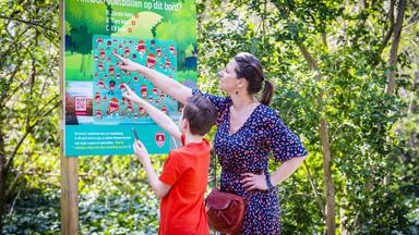 Speel de vernieuwde Antwan-wandelquiz in 4 nieuwe parken