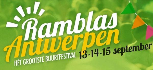 Ramblas Antwerpen