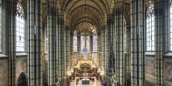 Sint-Joriskerk in Antwerpen
