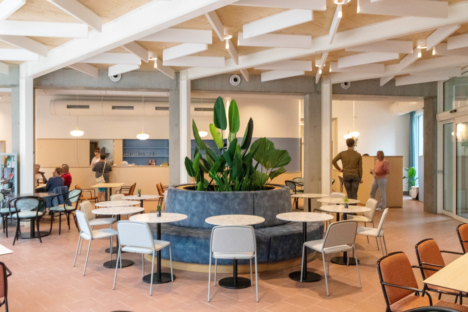 cafetaria De Nobele Donk