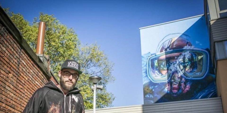 Street art berchem