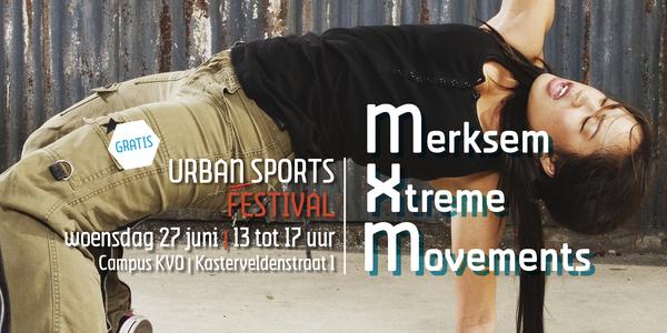 Urban sports festival Merksem