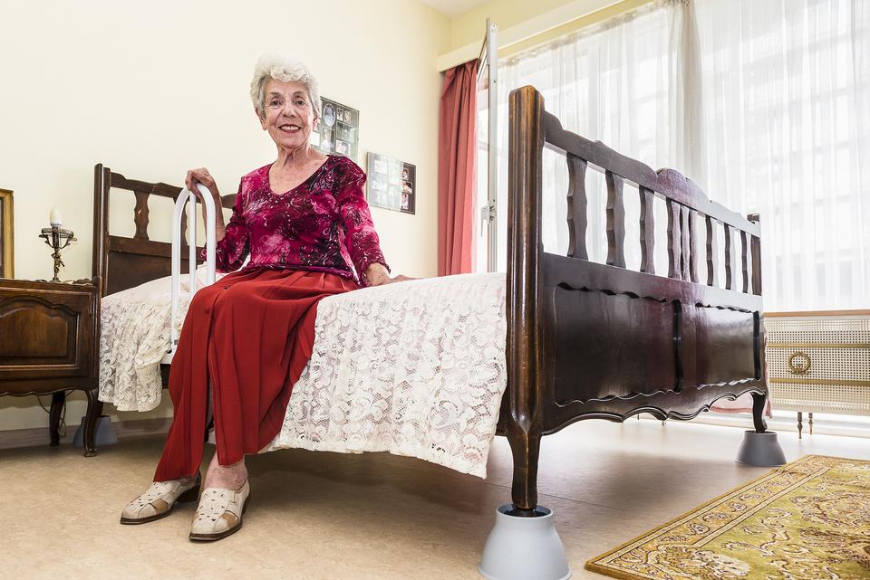 Hulpmiddelen langer thuiswonen