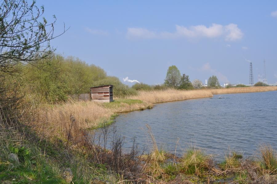 Schelde blokkersdijk