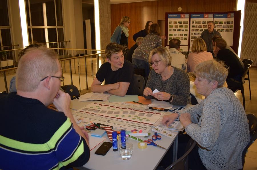 Workshop 27 januari - adviesraden ontwerpen de straat