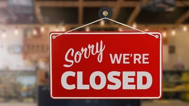 Deze sociale diensten zijn (tijdelijk) gesloten of onbereikbaar
