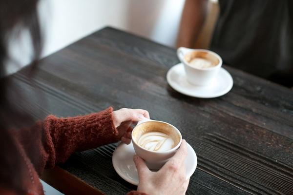 Koffiemoment