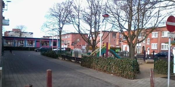 Speelterrein Van Duyststraat