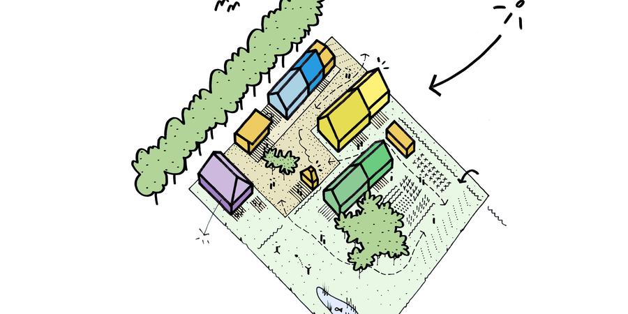 Cohousing Zwarte Arend