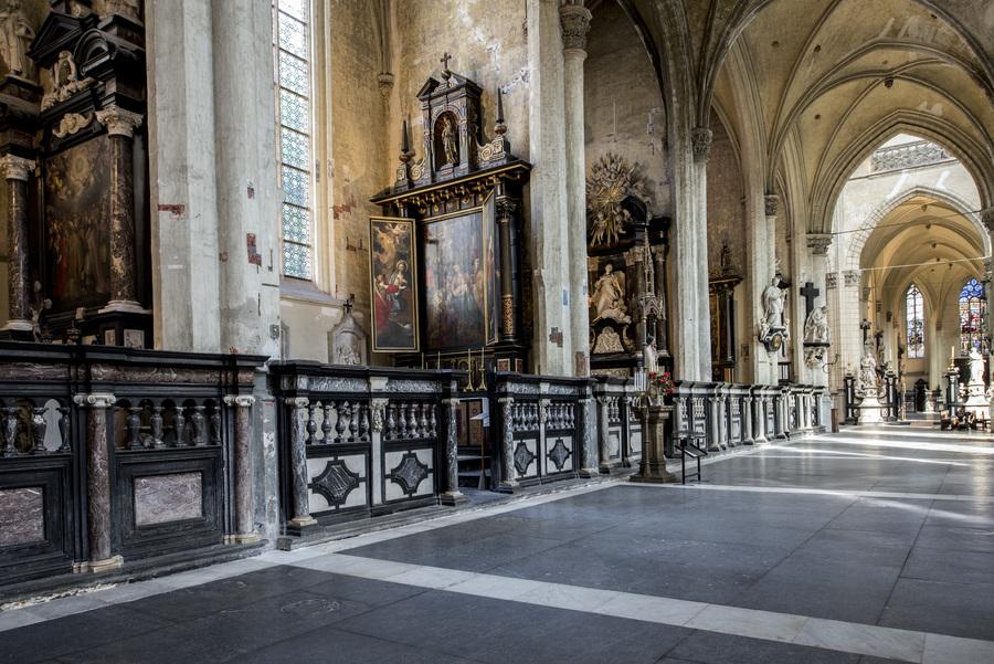 Grafkapellen in Sint-Jacobskerk
