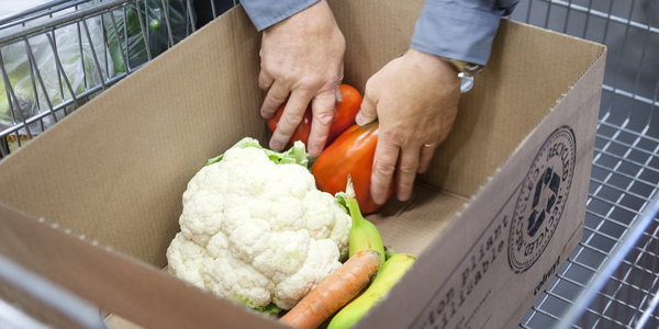 Tips om minder voedsel te verspillen