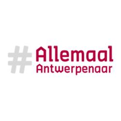 De stad bindt de strijd aan met racisme en discriminatie, zodat elke inwoner zich 100% Antwerpenaar kan voelen. Allemaal Antwerpenaar!