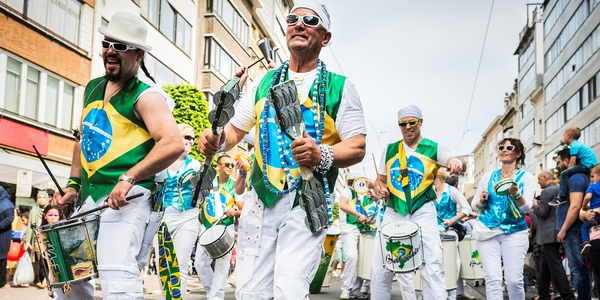 parade Borgerrio